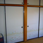 after 新品同様でお部屋が明るくなります