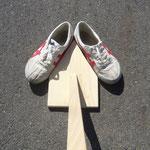 足の角度定規