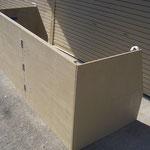 折りたたみ式練習用防火水槽