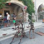 Les sculpteurs de Lauzerte