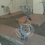 Küchenboden Kunstharz