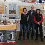 Kirchdorf: Kerstin Stolz, Holger Könemann, Clarissa Schallner