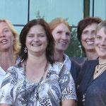 Fulda: Clarissa Schallner, Stefanie Hegmann, Marion Wild, Beate Krutzinna, Kerstin Stolz, Vanessa Strangmeyer und Doris Kastens