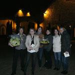 Reico Event Wörth: Clarissa Schallner, Susanne Ehlers, Kerstin Stolz, Vanessa Strangmeyer, Marion Wild, Stefanie Hegmann