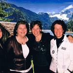 Reico Jahresevent Fulda: Vanessa Strangmeyer - Karin Oonken - Stefanie Hegmann - Clarissa Schallner