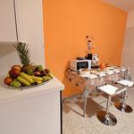 Cucina appartamento 6 posti