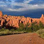 zum Bryce Canyon sind es noch 20 km