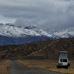 Übernachtungsplätze auf dem Weg zum Bryce Canyon
