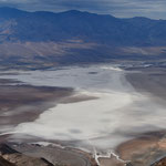 Der Salzsee von oben