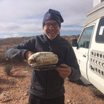das fertige Brot