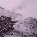 historische Bilder vom Rollinspass