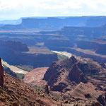 Moab Canyonlands Nordseite