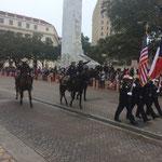 Parade in San Antonio
