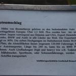 Infos zur Autoverladung in Bremerhaven