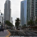 Bahnhof von San Diego
