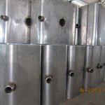 Commercial Vehicle Stainless Steel Tanks