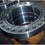 Body Casing Head - Oil Valve