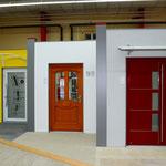 Ausstellung Haustüren