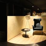 Sitzgruppe als Dekoration