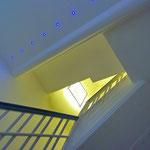 Renoviertes Treppenhaus