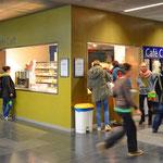 Cafe Cult im Kulturwissenschaftlichen Zentrum