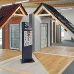 Ausstellung Dach - Dachfenster