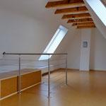 Der neue Dachboden