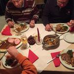 Traditionelles Grünkohlessen bei Dietzel