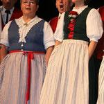 Der tolle Auftritt des Jodlerklub Weinfelden