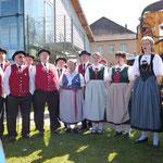 Schwingfest Bürgen 2013