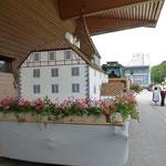 Unser Festwagen: Das Schloss Weinfelden