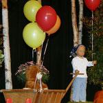 Peter Gremlich führt das Publikum mit seinem Charme durch den Abend