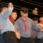 """Die """"Singing Sailors"""""""