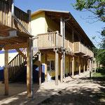 Feriendorf Dorado - cladirile rezervate