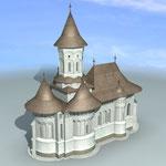 Berlin - proiectul noii biserici