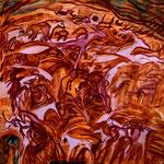 Mysterium, 100 x 100 cm