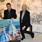 Ulrich und Eva Bosch, Kunstschaffende