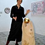 Barbara Buttinger-Förster, Künstlerin und Geomantin