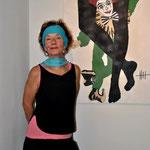 Helga Schager, Künstlerin