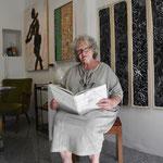 Frieda Pohlhammer, Galeristin Steyr