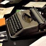 Schreibmaschine von Thomas Bernhard (Kopie)