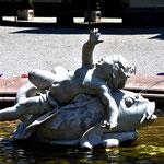 Brunnenfigur Kaiservilla Bad Ischl