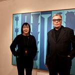 Ingrid Kowarik, Dietmar Brehm, Galerie in der Schmiede, Pasching