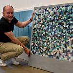Patrick Schmierer, Künstler