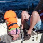 Schlafen gegen Seekrankheit