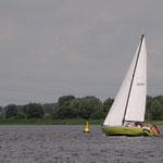 """""""Sommersprosse"""" 2013 auf der Elbe"""