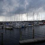 Die Yachthafenerweiterung in Faaborg