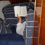 Lesen bis zum Einschlafen