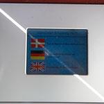 Betalingsautomat an Stelle eines Havnefogd