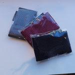 Pochettes pour natel, tissu Baumann